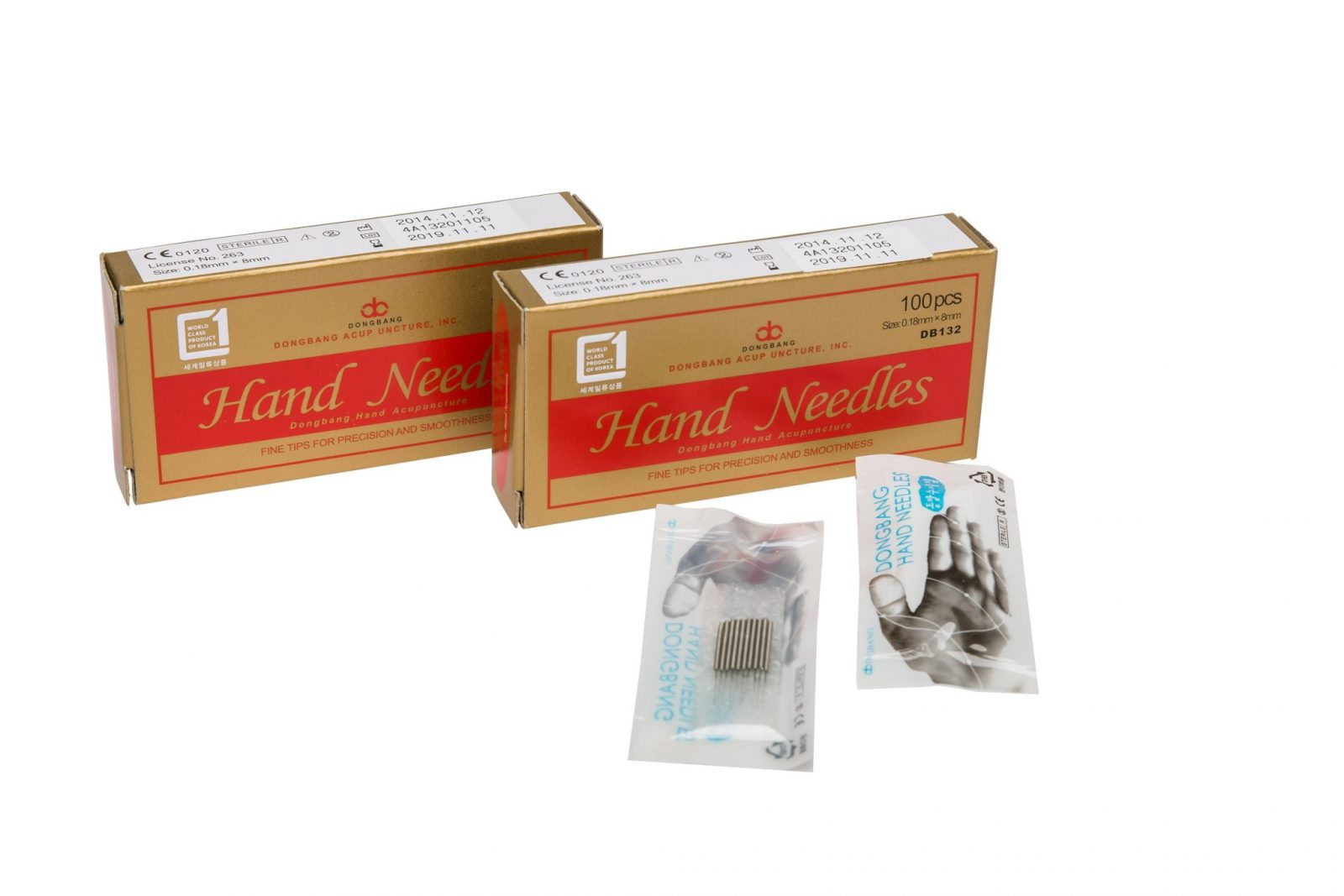 DongBang Hand Face Needles