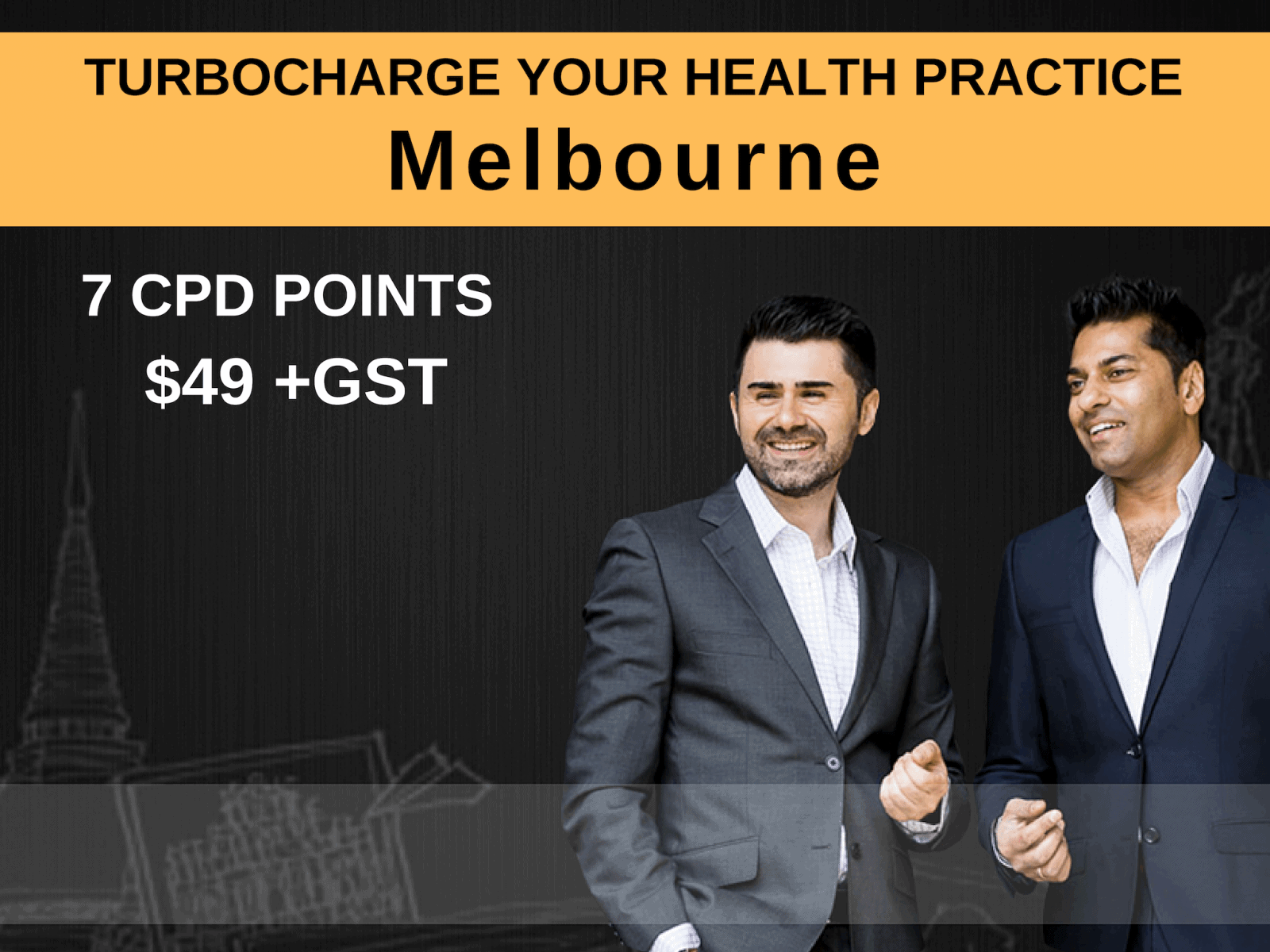 Turbocharge Your Health Practice - MELB