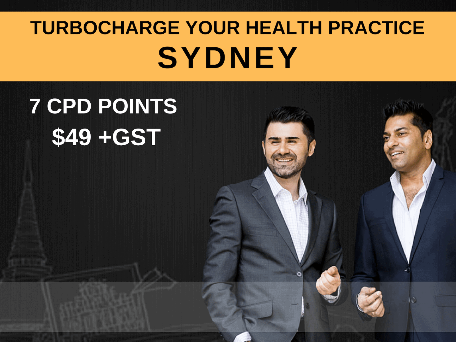 Turbocharge Your Health Practice - SYD