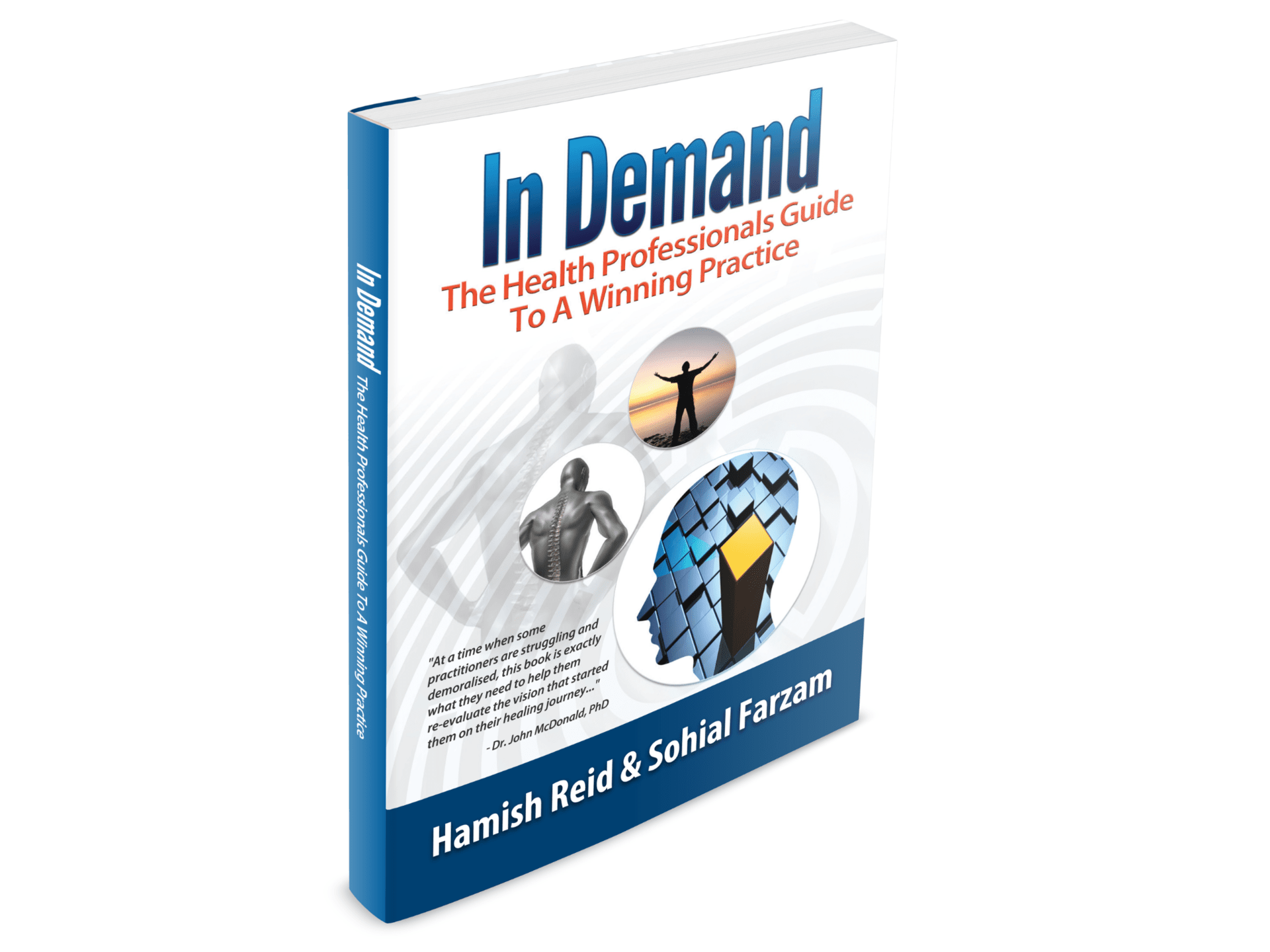 Book: In Demand, The Health Professionals Guide To A Winning Practice